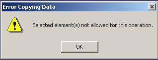 error ocasional