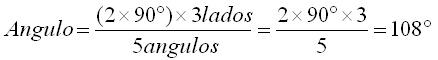 angulo formula