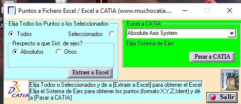 Imagen: ProgramaPuntosExcel