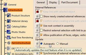 Imagen: update automatico