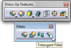 icon Tritangent Fillet