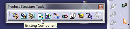 icon Existing Component