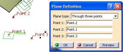 Imagen: tres puntos