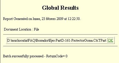 resultado en html