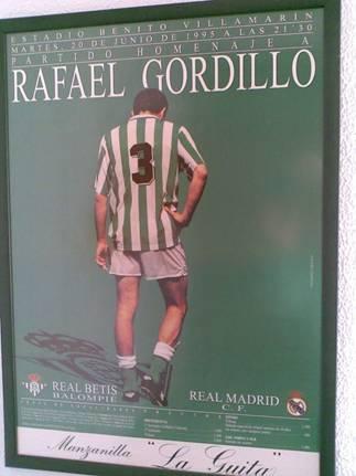 Don Rafael Gordillo: mi ídolo
